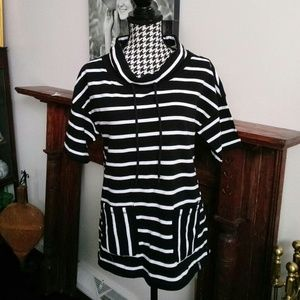 Talbots Striped Top Size S